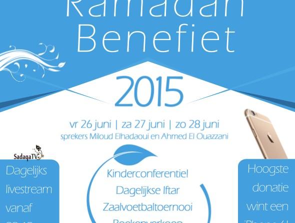 Ramadan Benefiet 2015