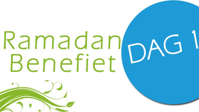 Ramadan Benefiet Dag 1: Dagprogramma