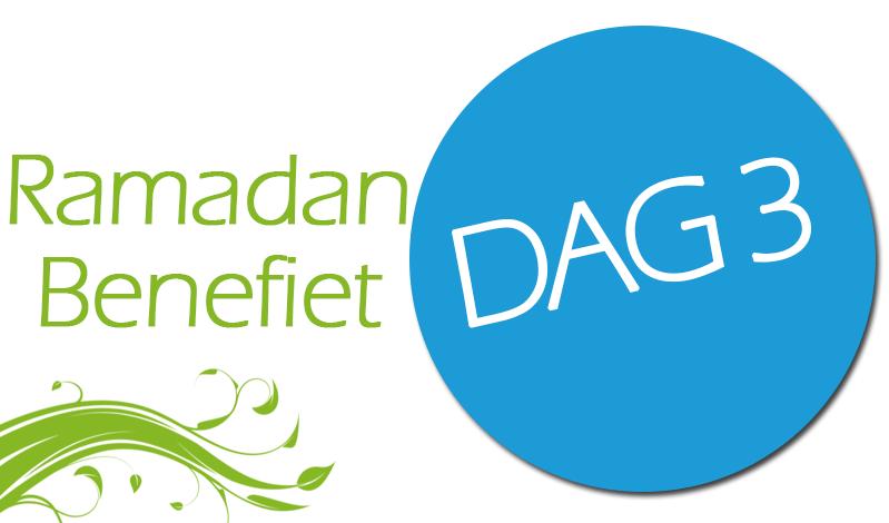 Ramadan Benefiet Dag 3: Avondprogramma