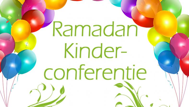 Ramadan Kinderconferentie