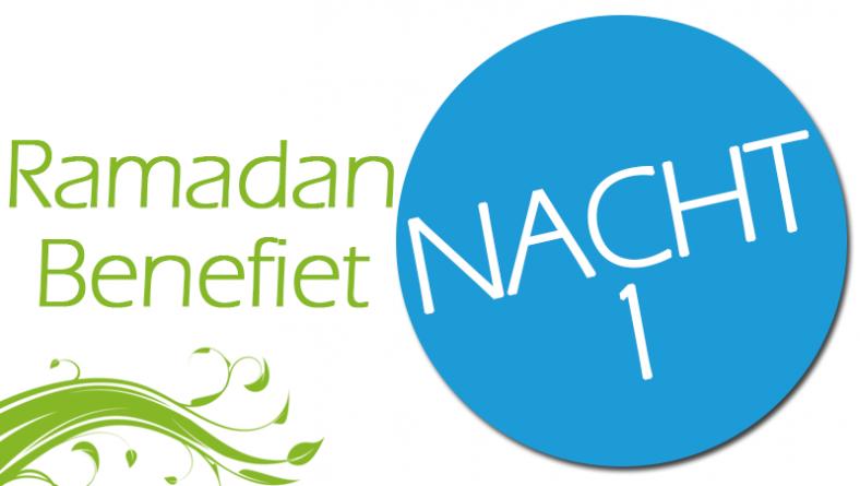 Ramadan Benefiet Nacht 1: Voetbaltoernooi