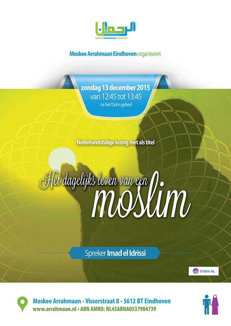 Moskee Arrahmaan Eindhoven Nederlandstalige lezing