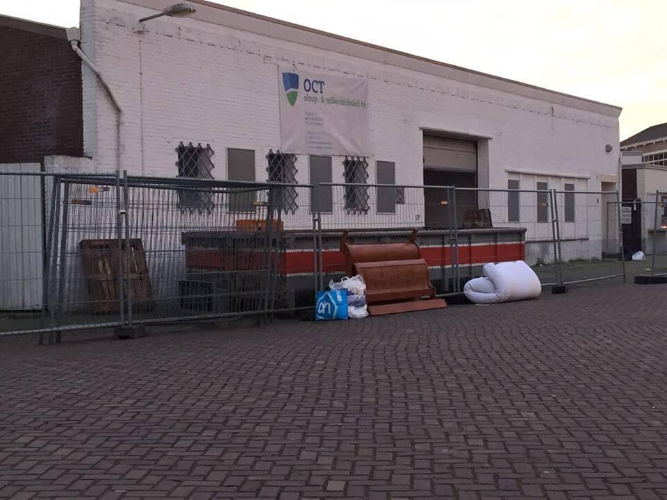 Moskee Arrahmaan Eindhoven sloop visserstraat