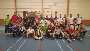 Zaalvoetbal toernooi moskee arrahmaan eindhoven 2016