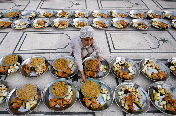 Dagelijkse Iftar!