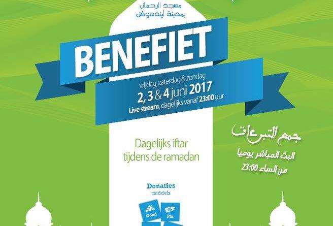 Ramadan Benefiet Weekend 2017