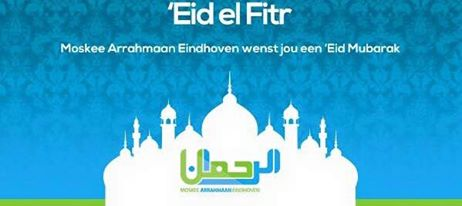 Zondag 25 juni Eid el Fitr